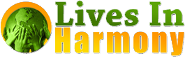 Lives In Harmony Logo