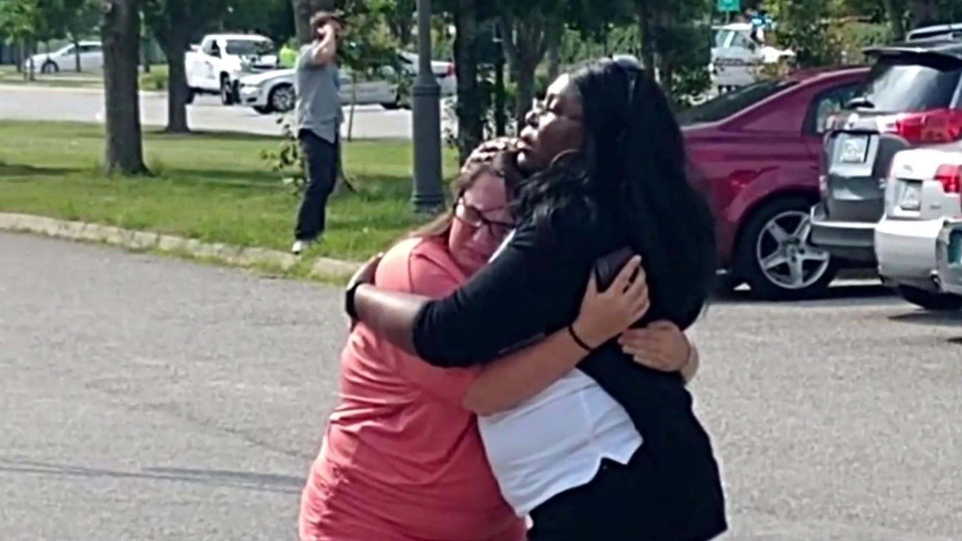 women escaped Mass Shooting